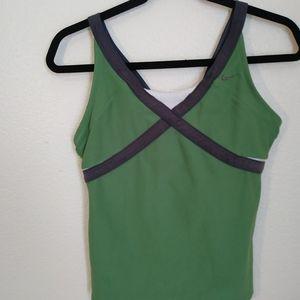 Nike Green Tank Size L